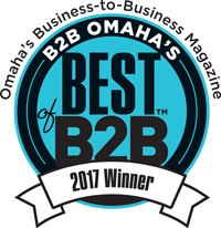 2017 Omaha Best of B2B
