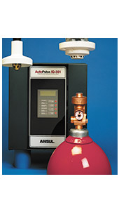 The Ansul Sapphire and Inergen Fire Suppression Systems