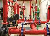 Deluge Fire Sprinkler Systems